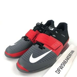 Nike Romaleos 3 Weightlifting Shoes New 10.5